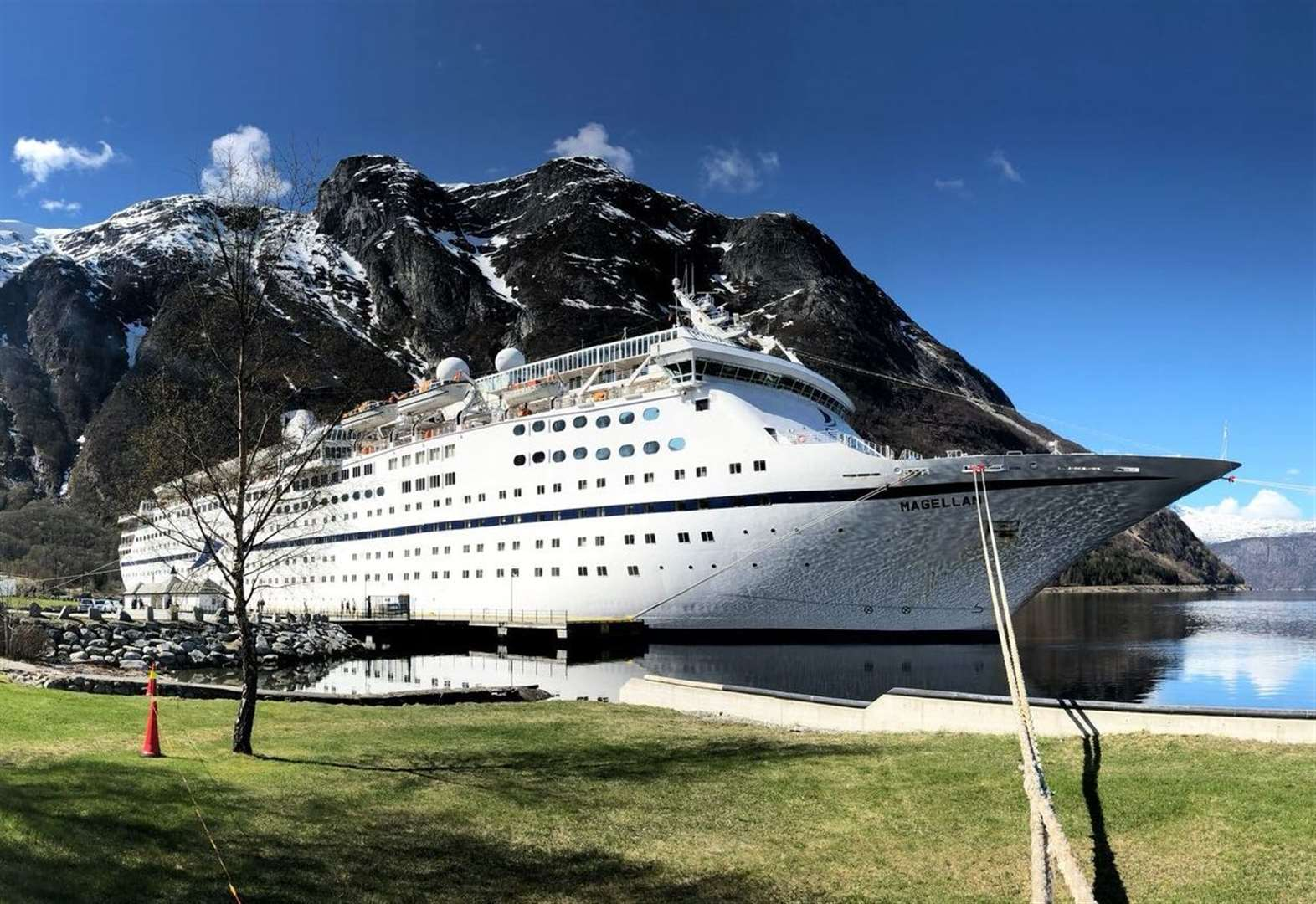 Cruise control: The unspoilt Norwegian Fjords