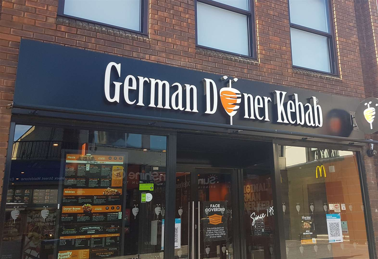 German Doner Kebab to open new store this month