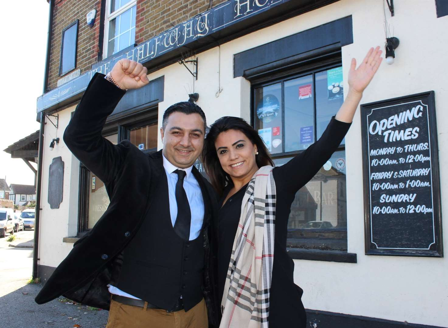 Couple plan to turn former pub into Turkish restaurant