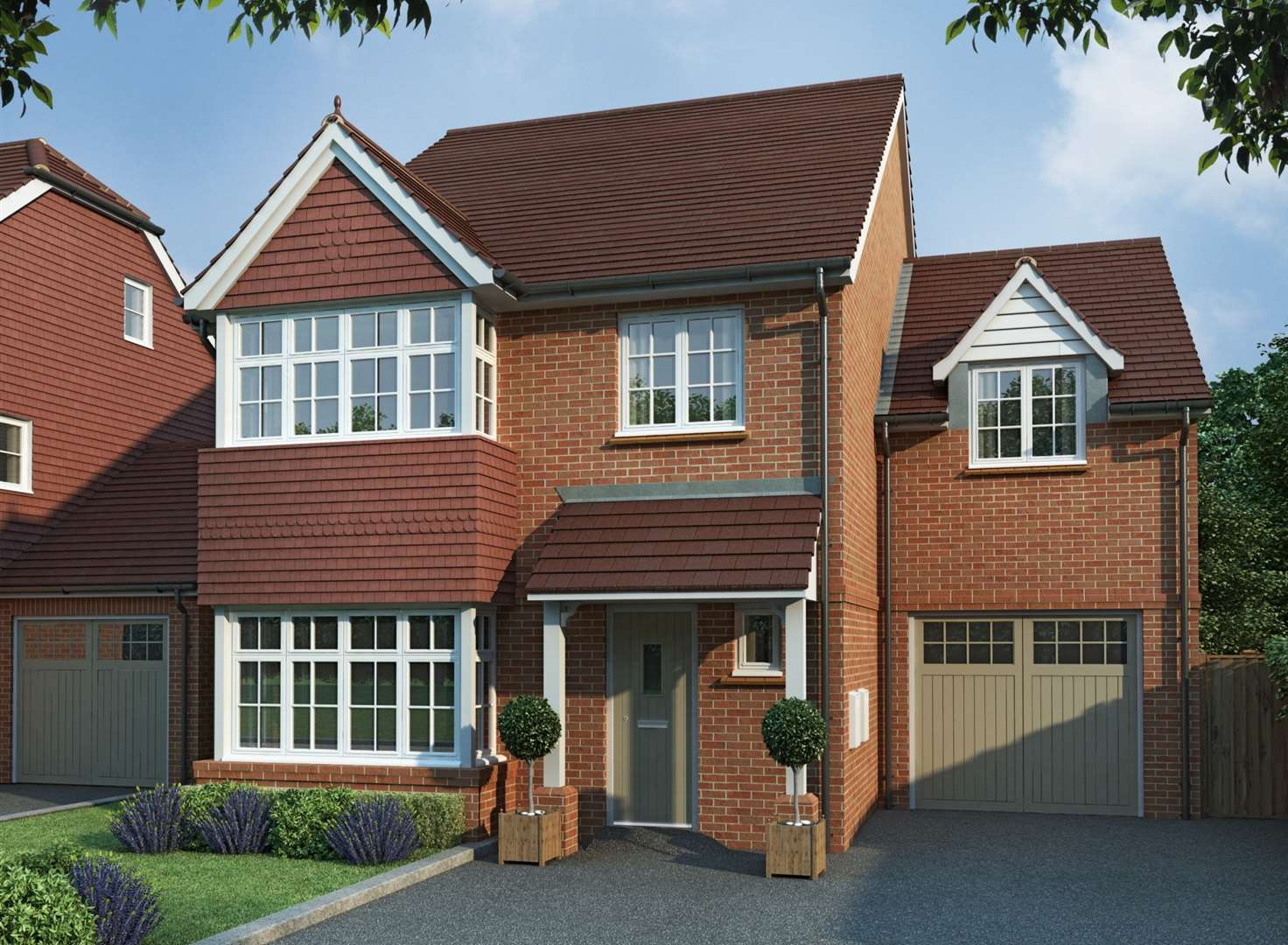New Tonbridge homes released for sale