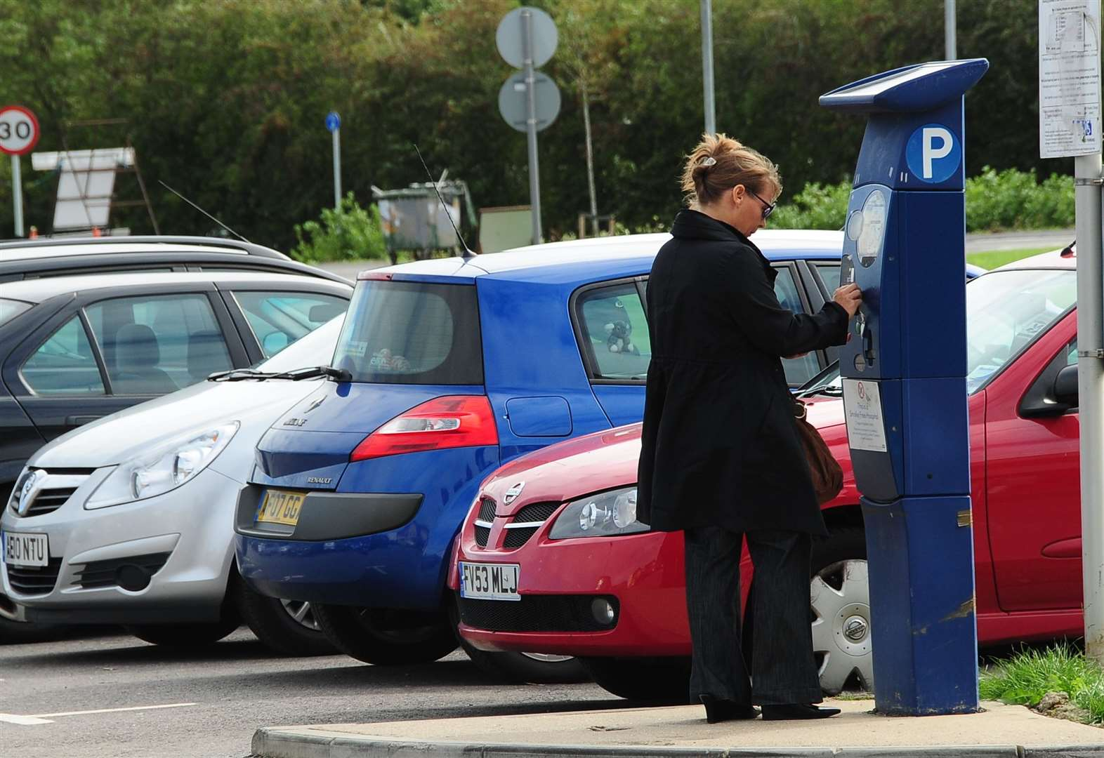 Councils lose millions from car parking charges