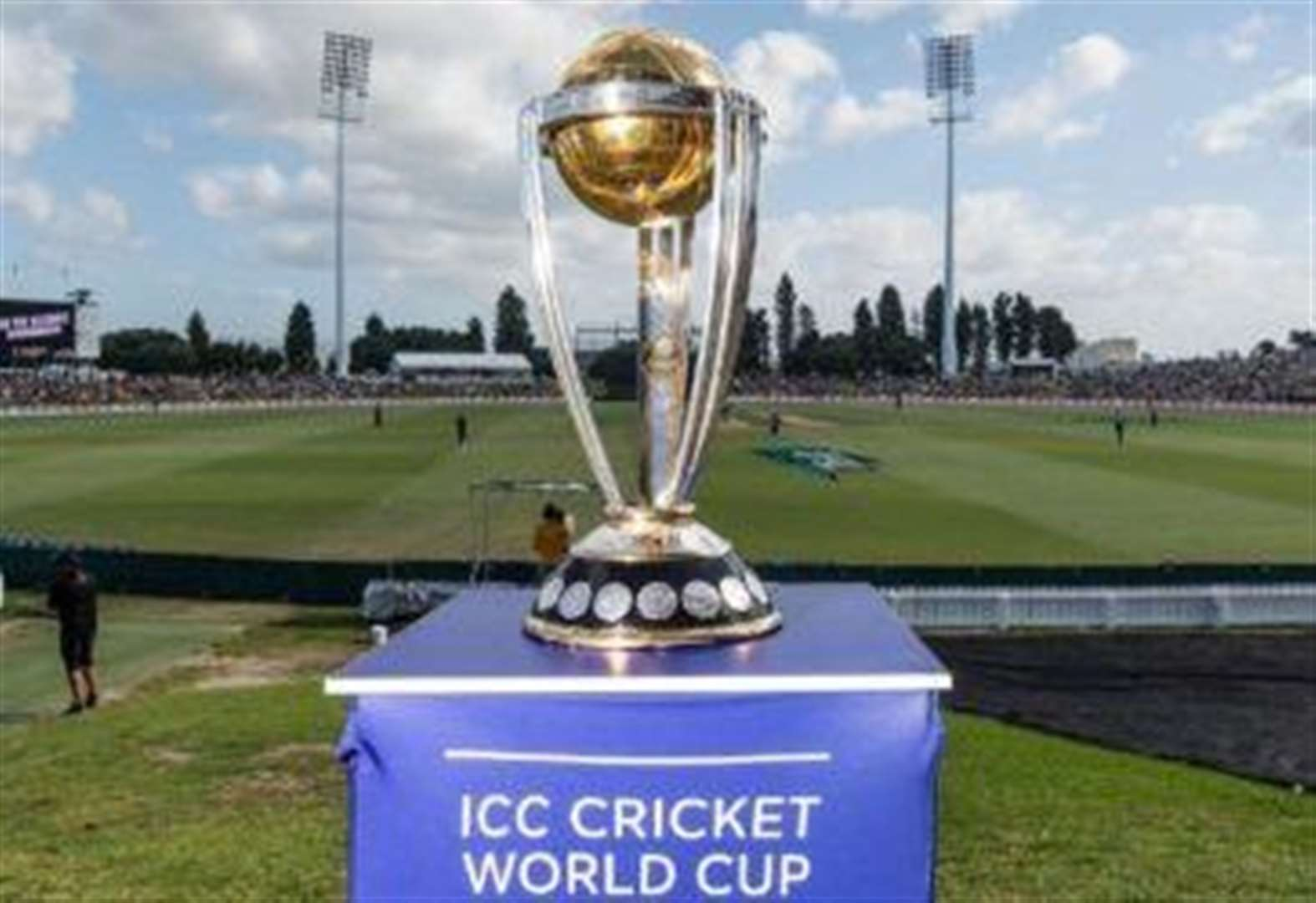 Cricket World Cup trophy coming to Kent