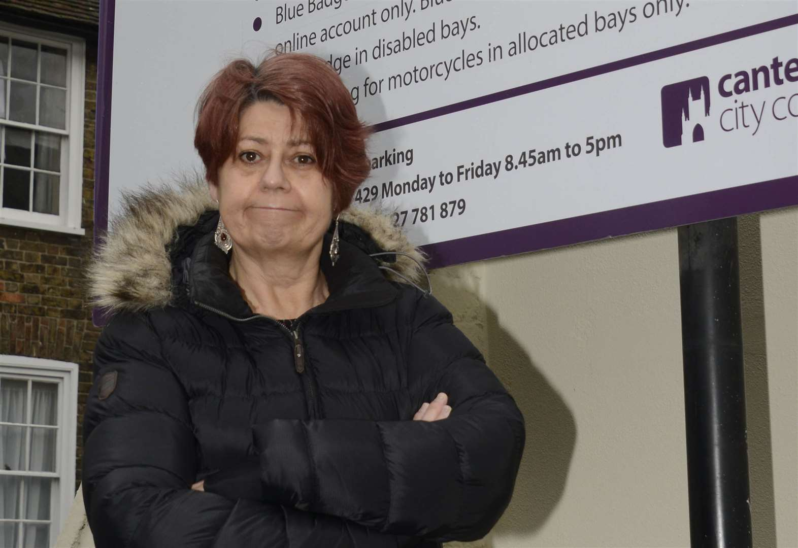 Blood donor's fury at 'disgraceful' parking ticket