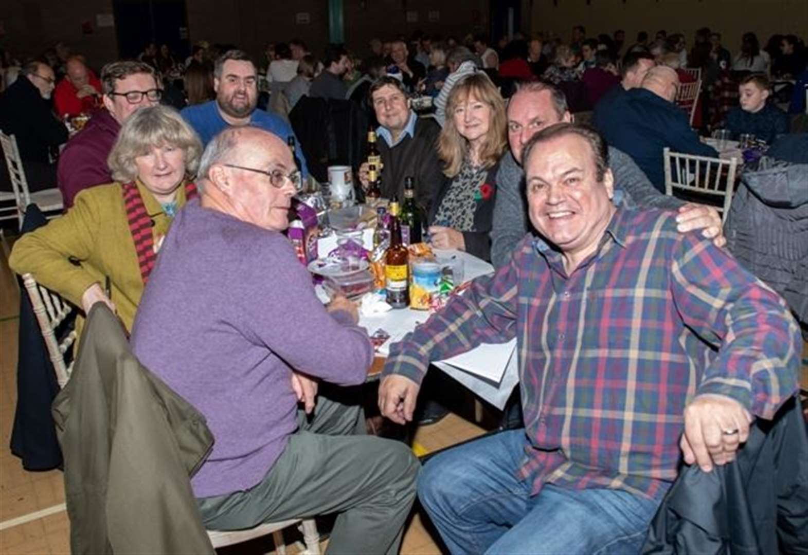 Quiz cliff-hanger raises £3,000