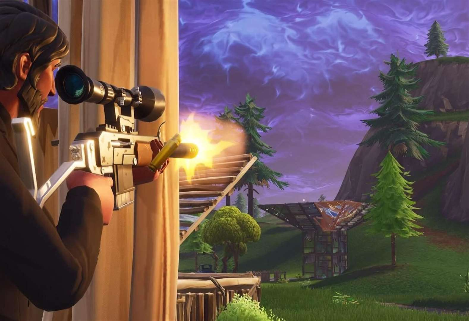 School warning over new 'addictive' Fortnite release