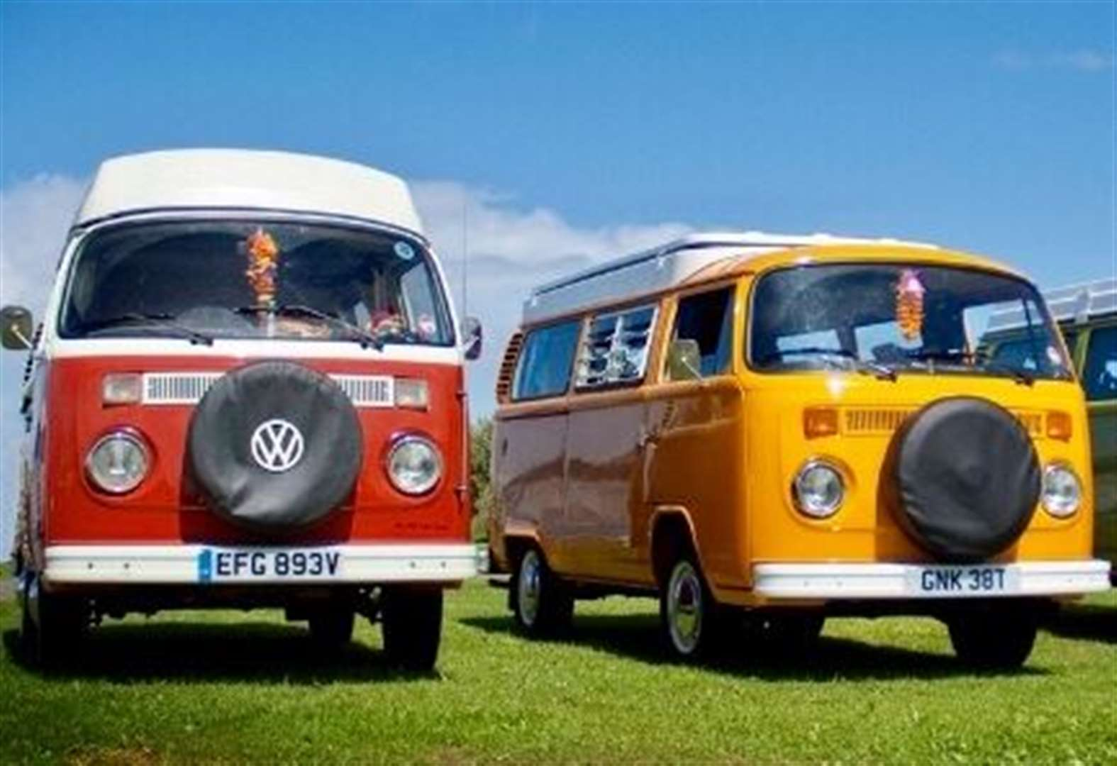 Kent VW Festival helps homeless