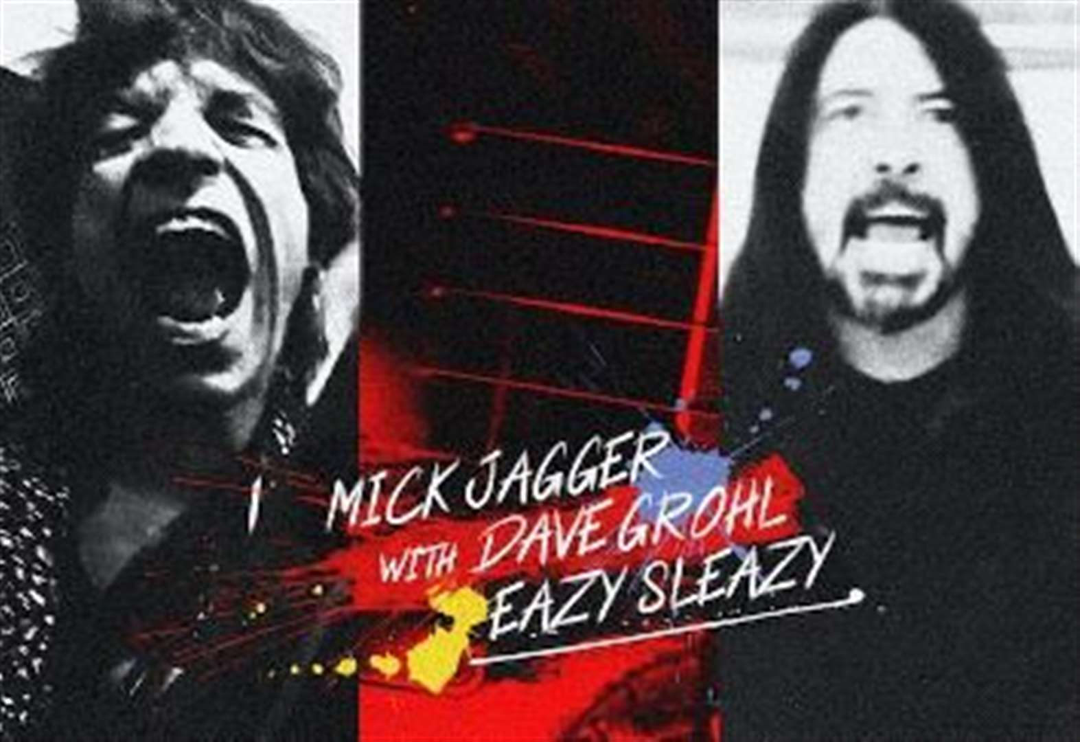 Mick Jagger and Dave Grohl team up for lockdown track