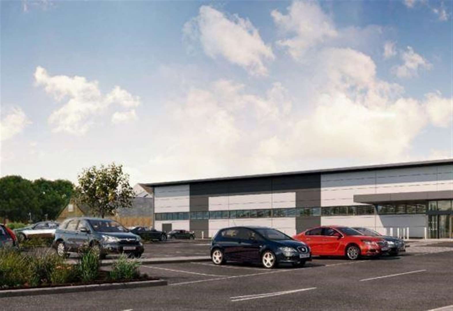 Plans submitted for larger Aldi