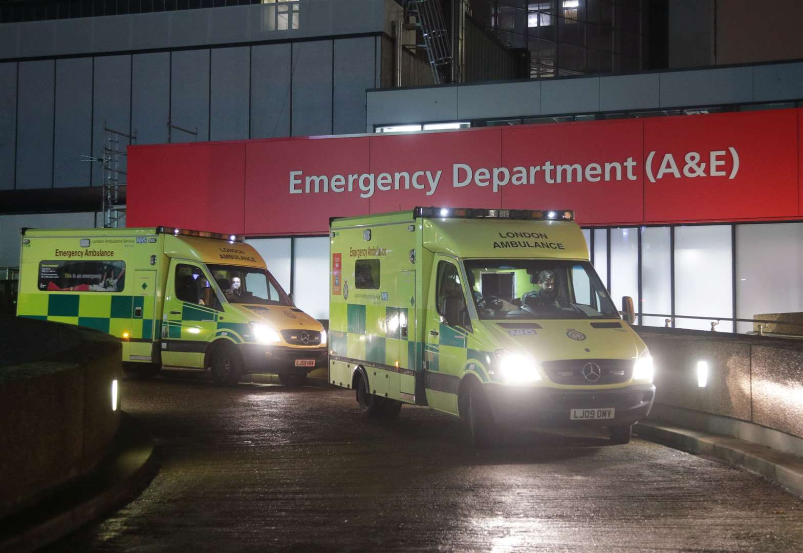 A&E waiting times at worst ever level