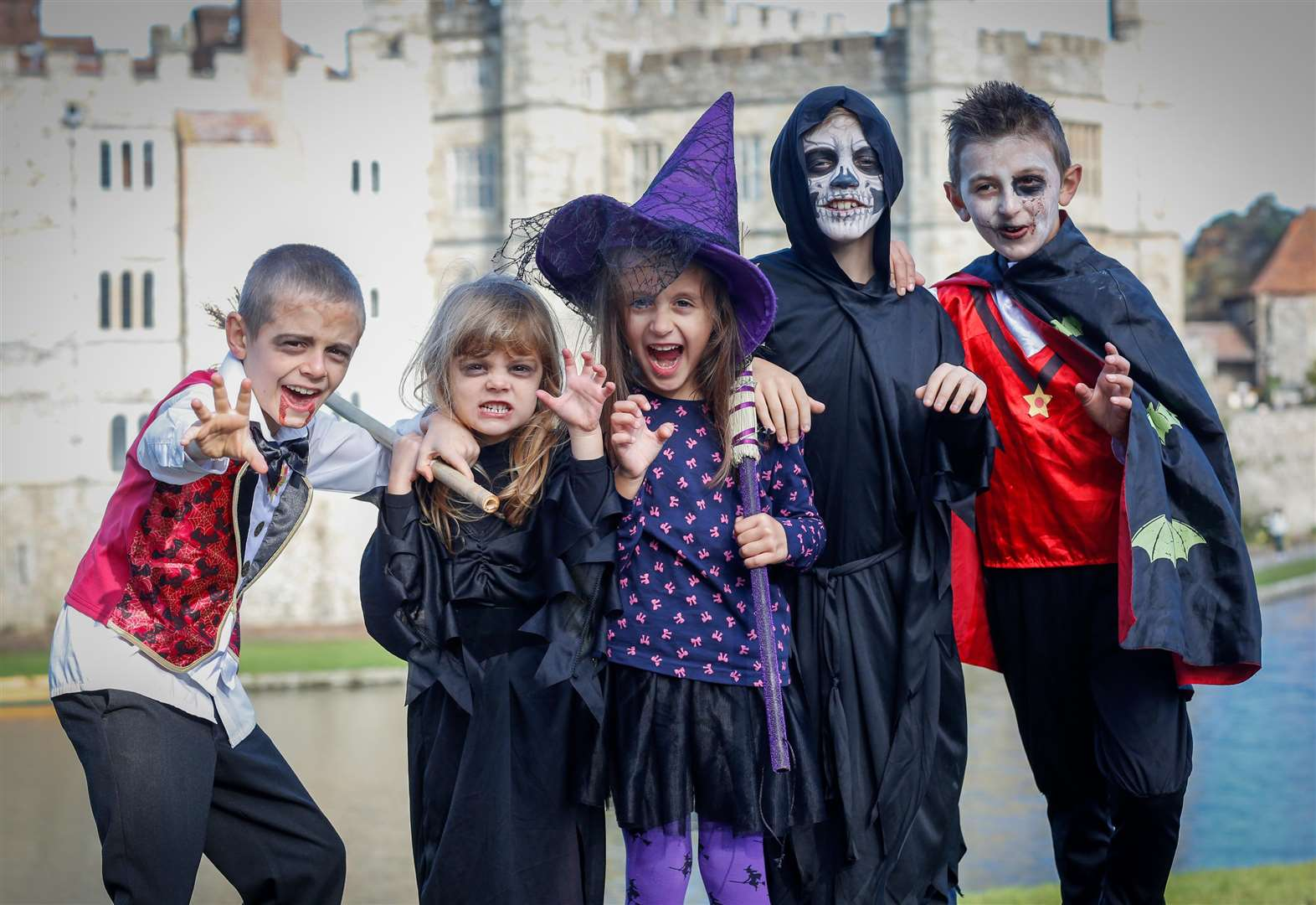 Have a spooky half term: here's our guide