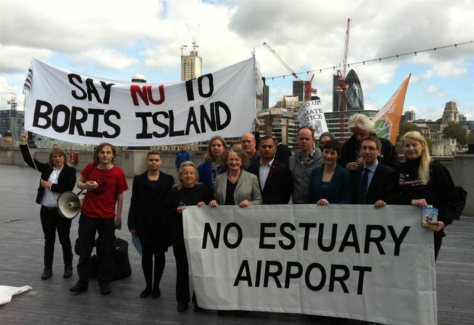 'He's broken promises before' - fears estuary airport plan could be revived