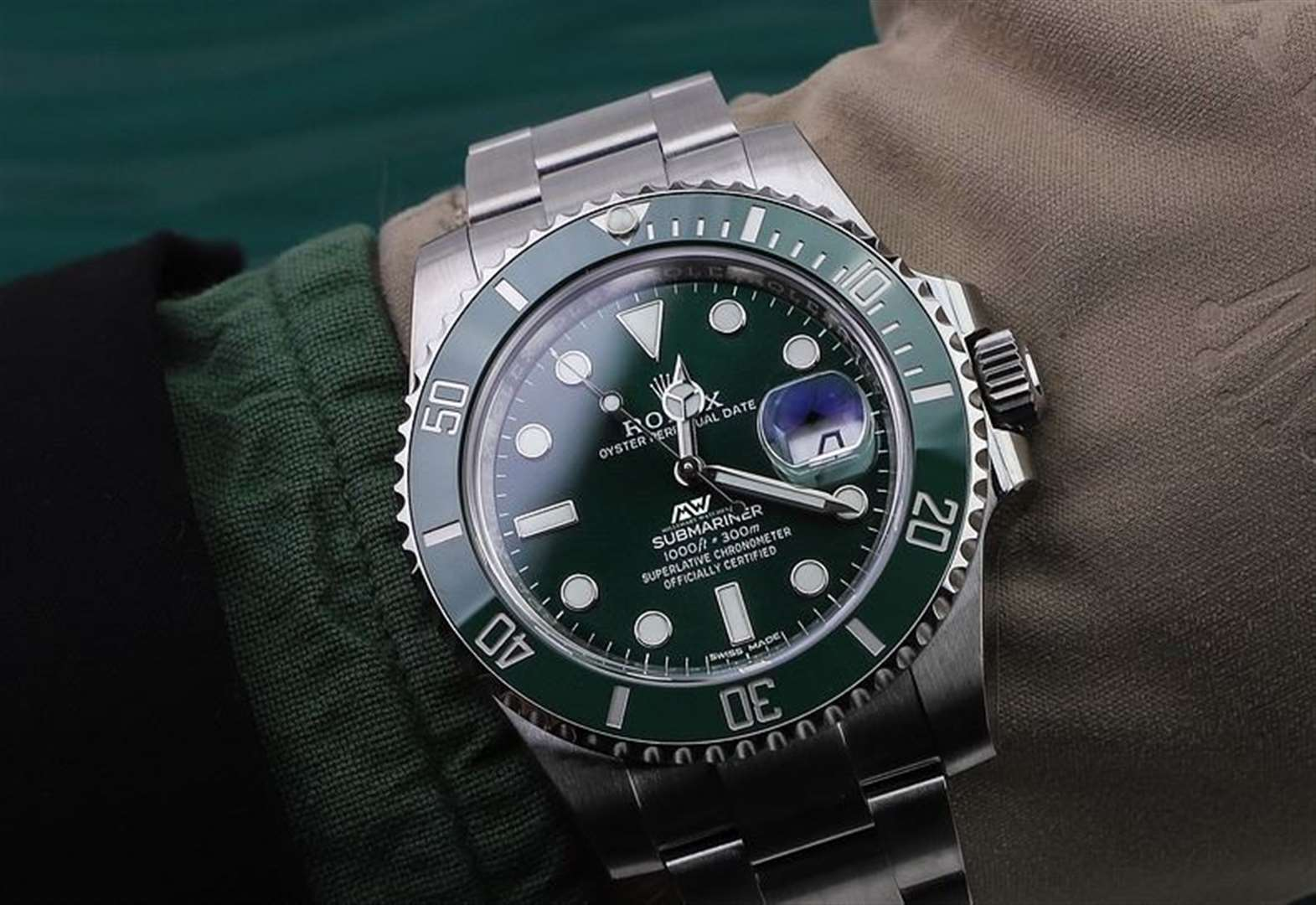 Rolex theft suspect accused of trying to flog watch