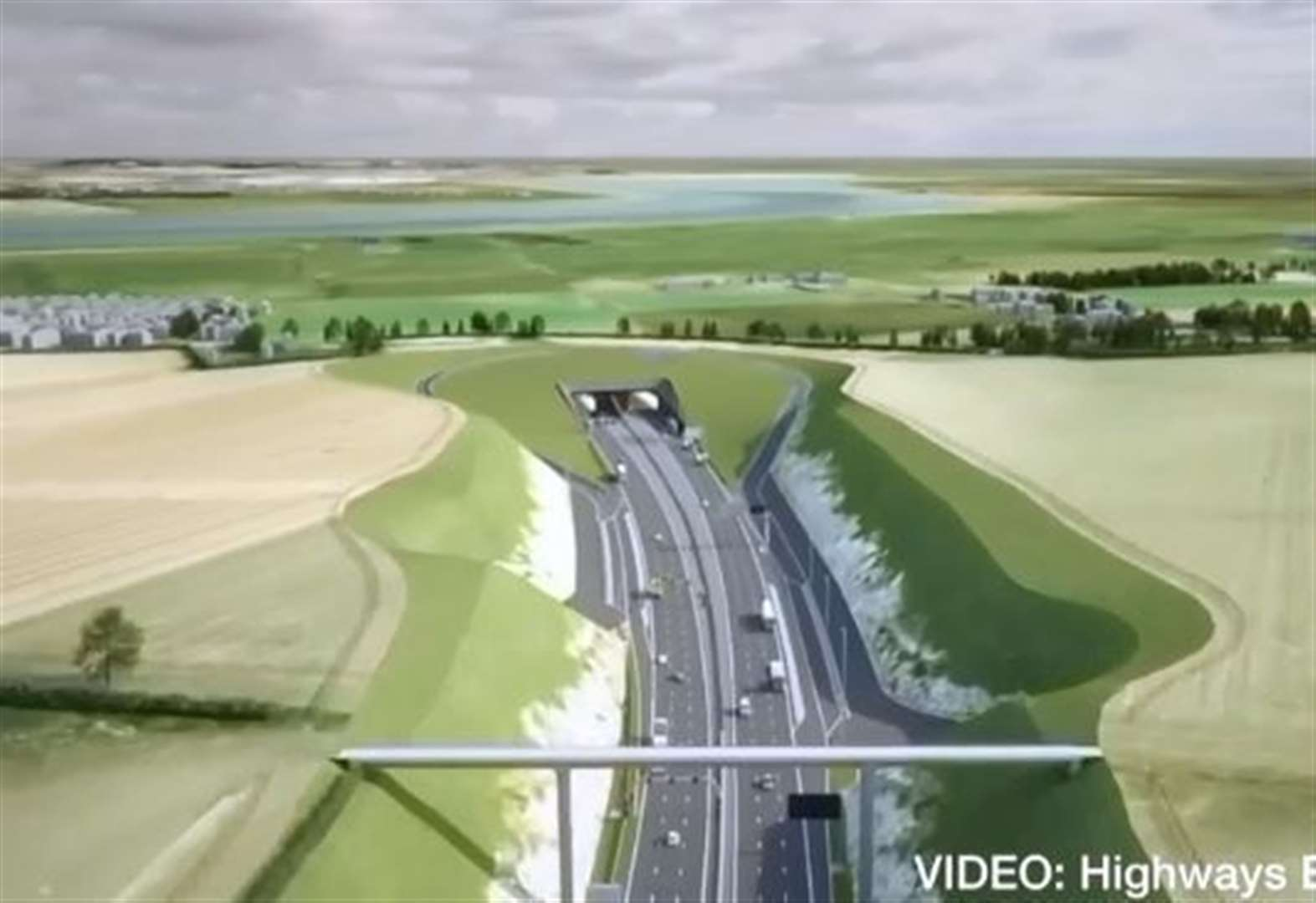 Firms to get Lower Thames Crossing chance