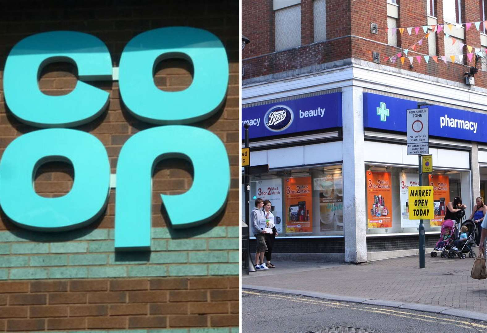 Man charged after attempted Co-op robbery and £702 Boots theft