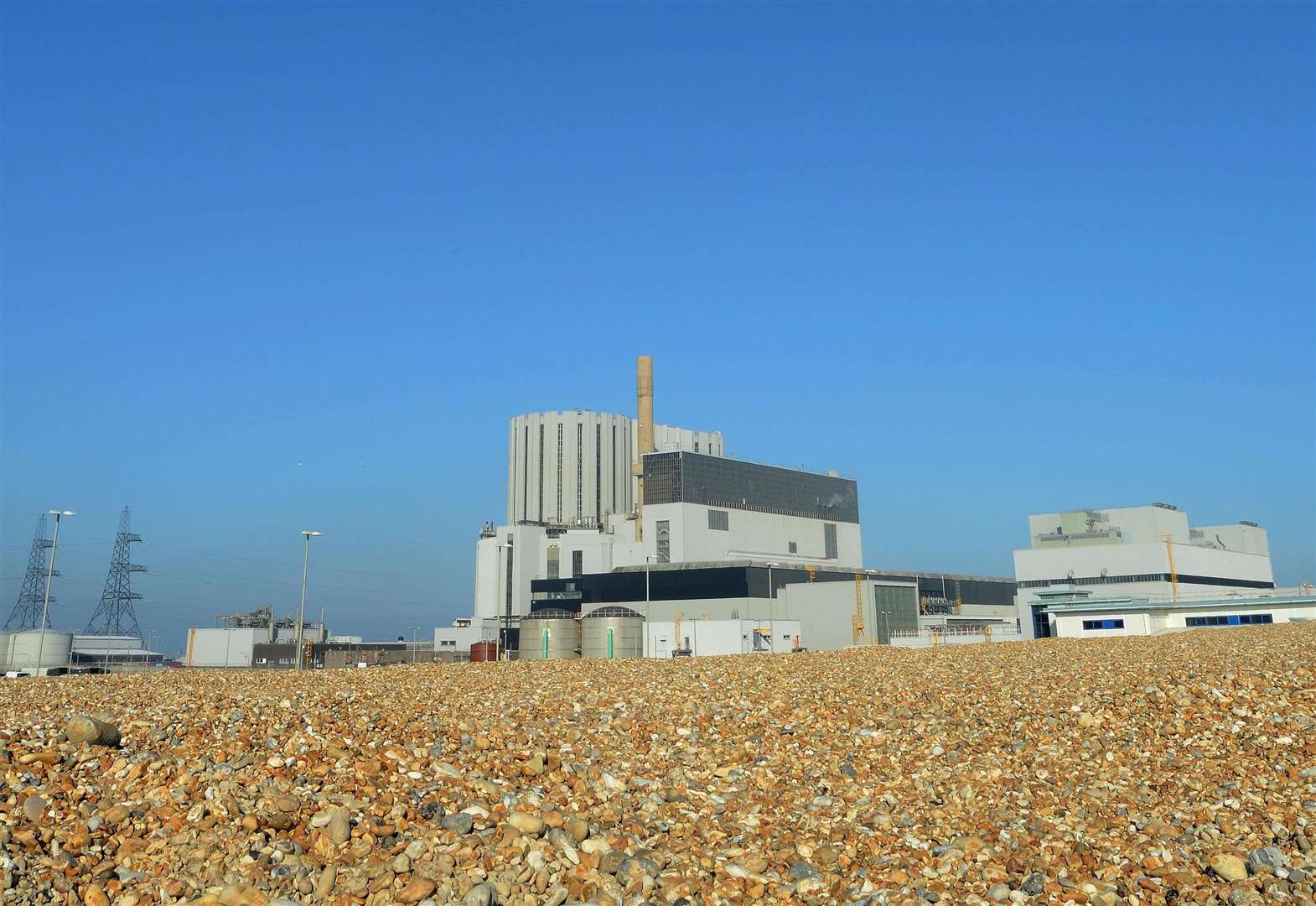 Nuclear power station due to come back online