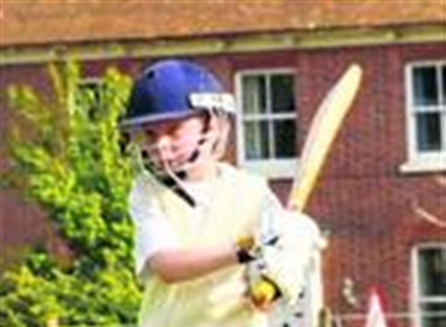 Budding cricketer, 9,