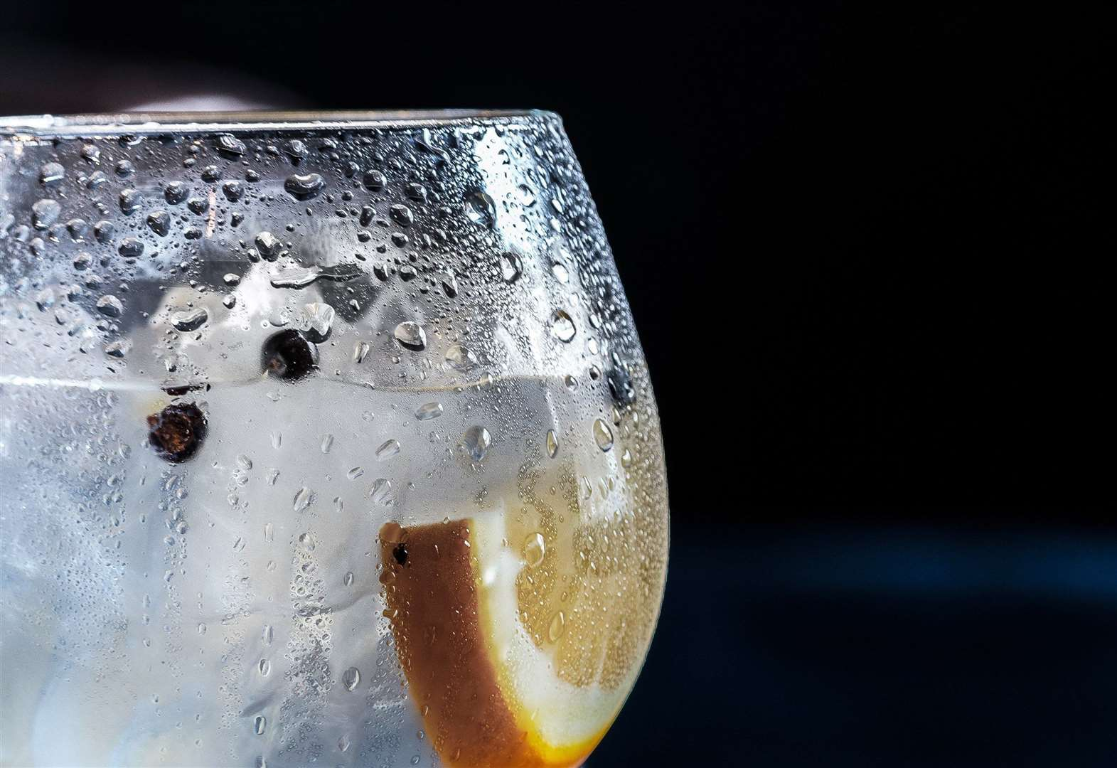 Gin festival comes to shopping centre