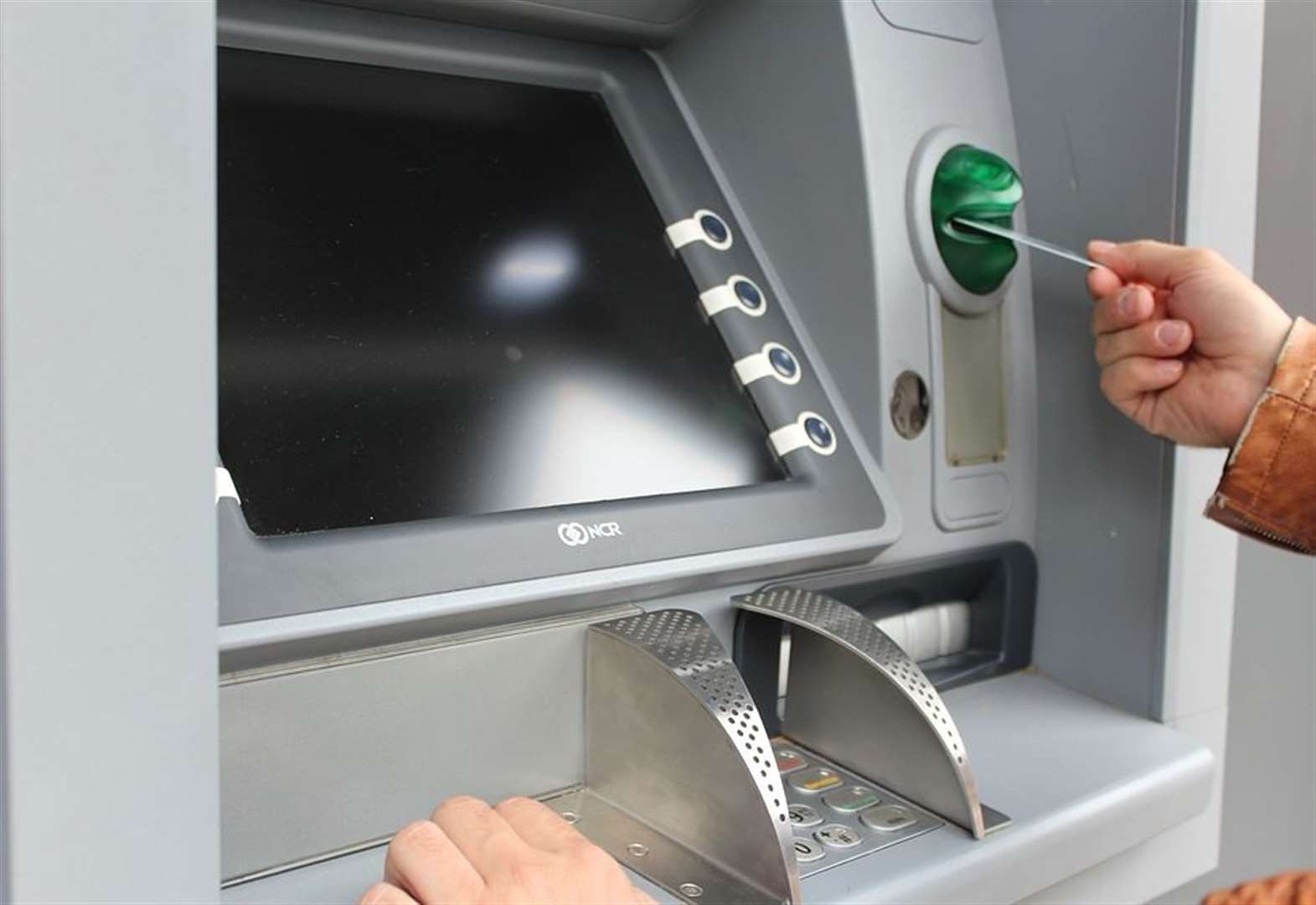 Men charged with £120k ATM cash thefts
