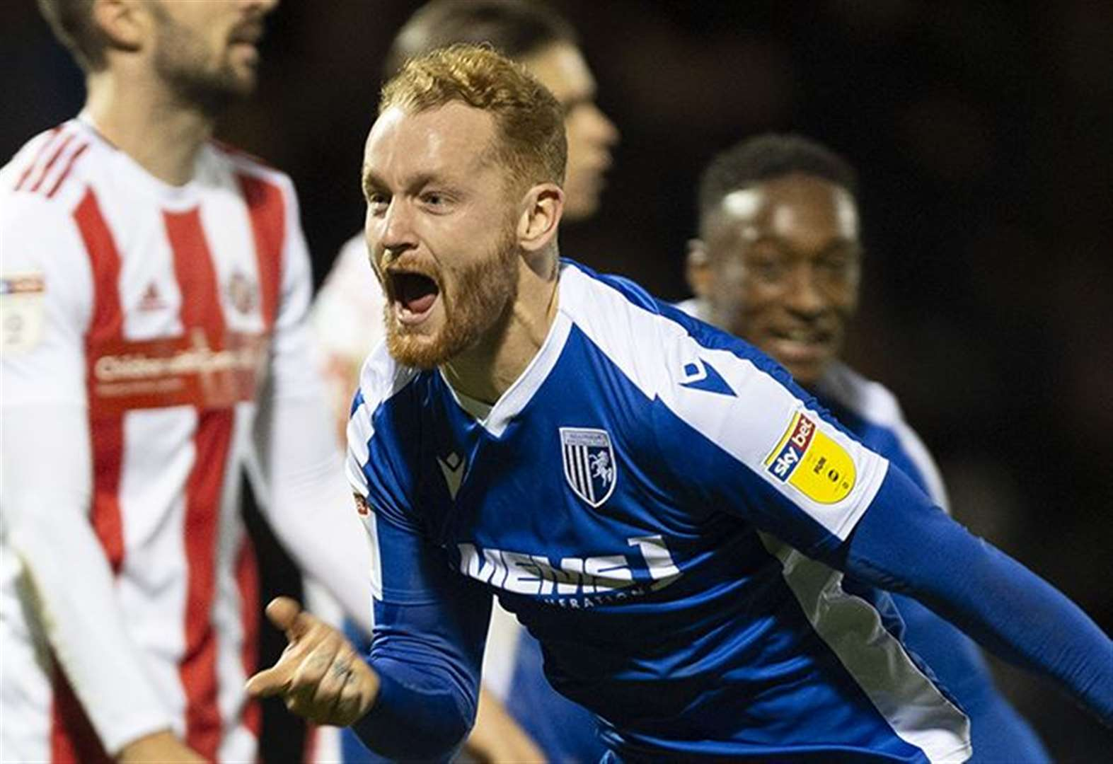 Report: Ogilvie the hero for Gills