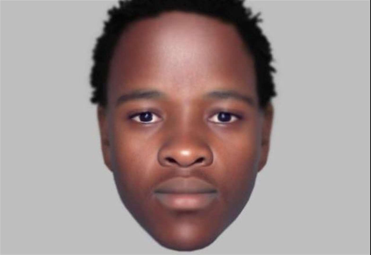 E-fit released after park rape