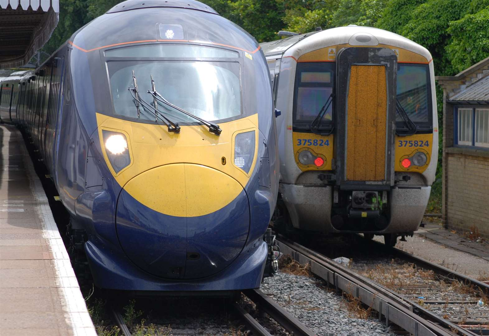 Changes to rail services this weekend