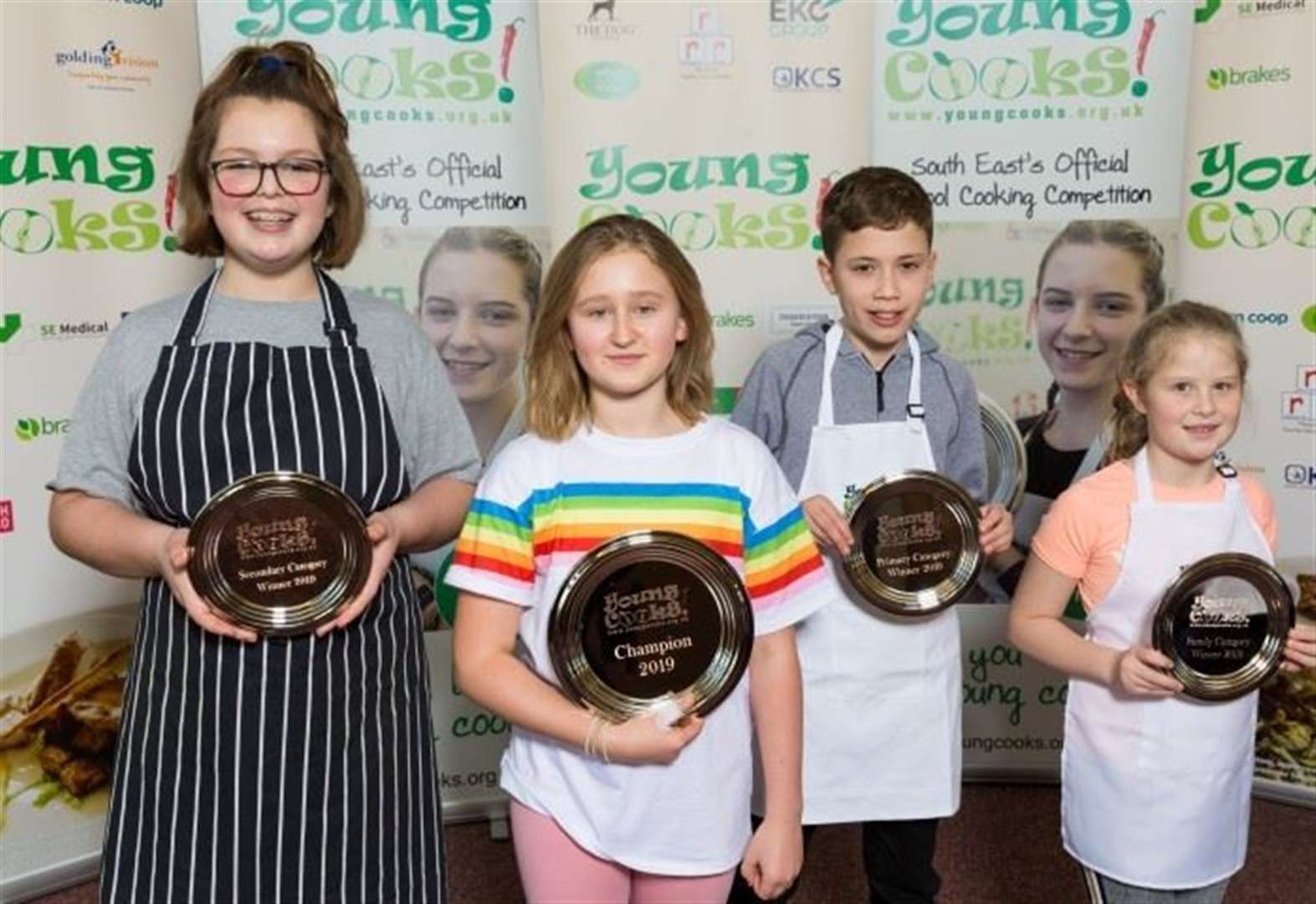 Gutsy Anya crowned Young Cooks champ