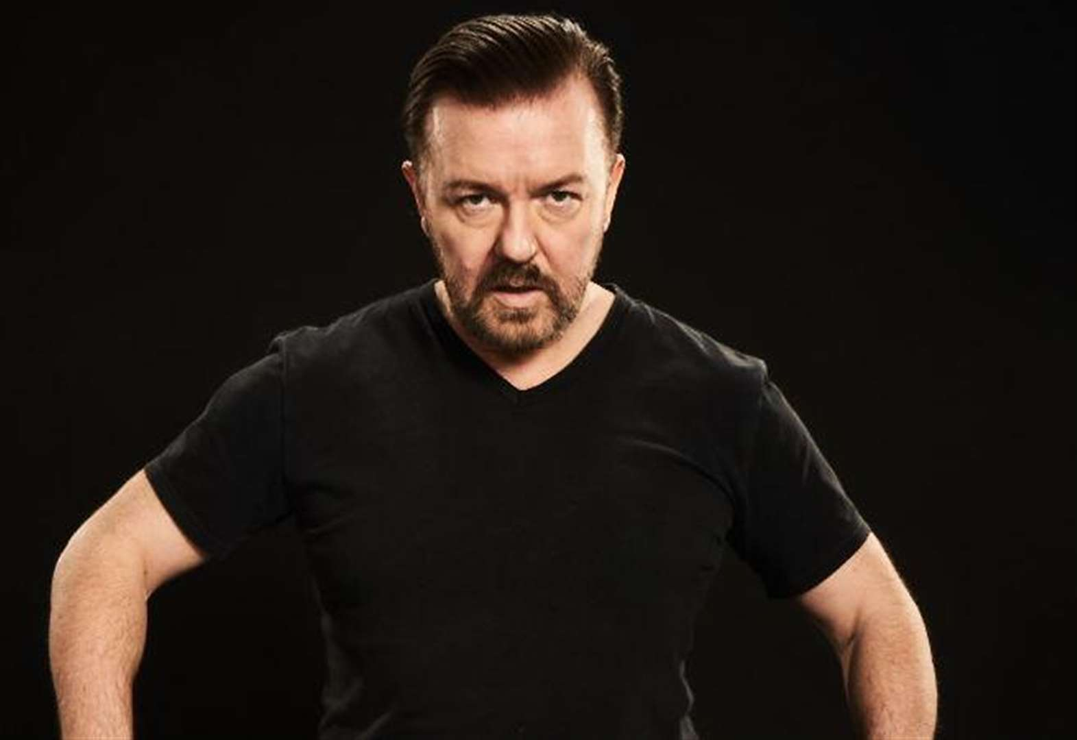 Tickets to see Ricky Gervais to go on sale