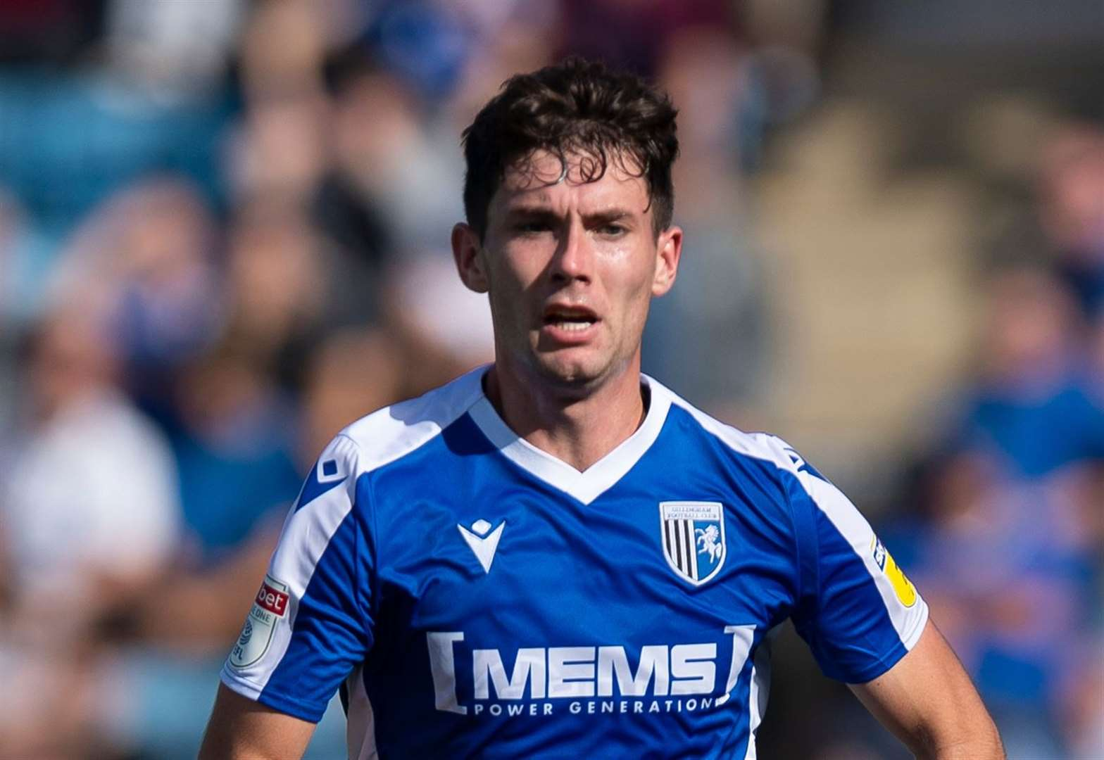 Saints youngster feeling the benefits of move to Gillingham
