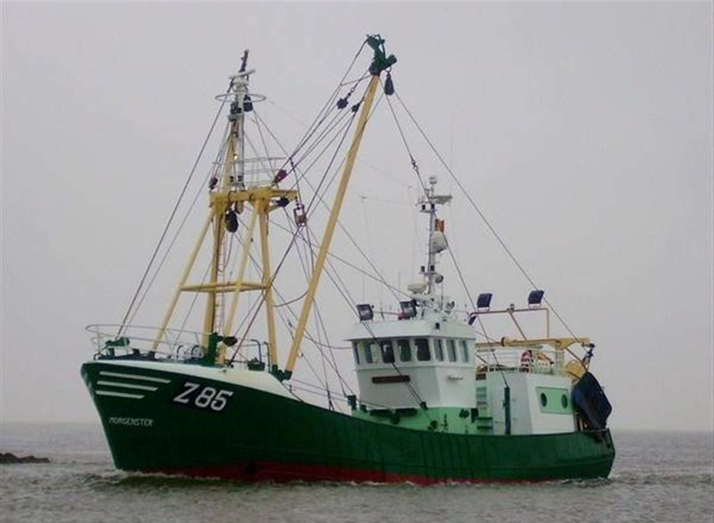 Missing fishing boat wreckage found