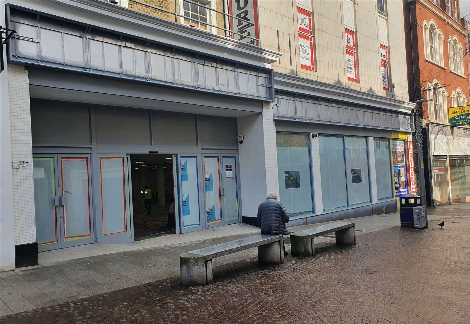 Town's second Jobcentre to open due to pandemic