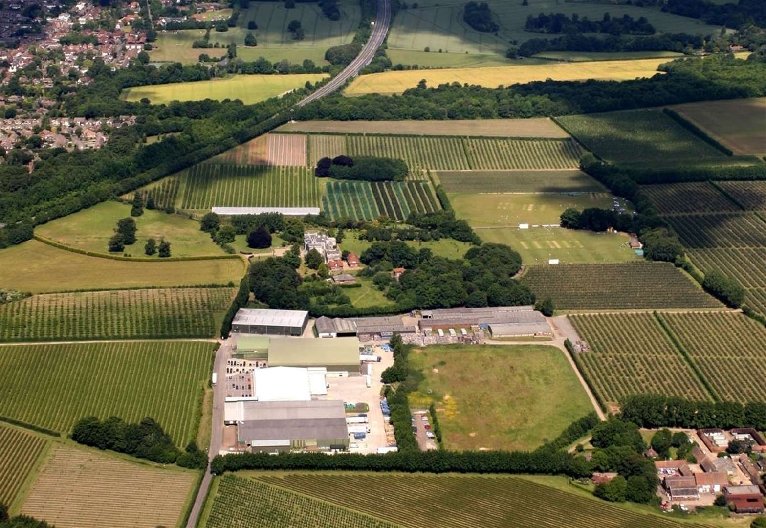 Revised farmland plan now includes winery