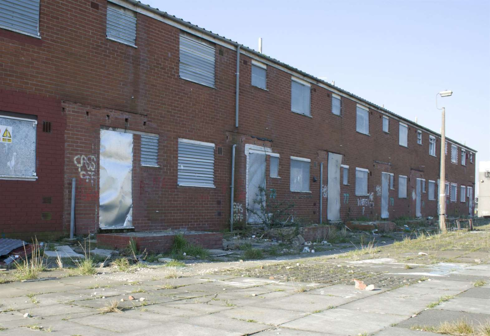 More than 6,000 homes left empty