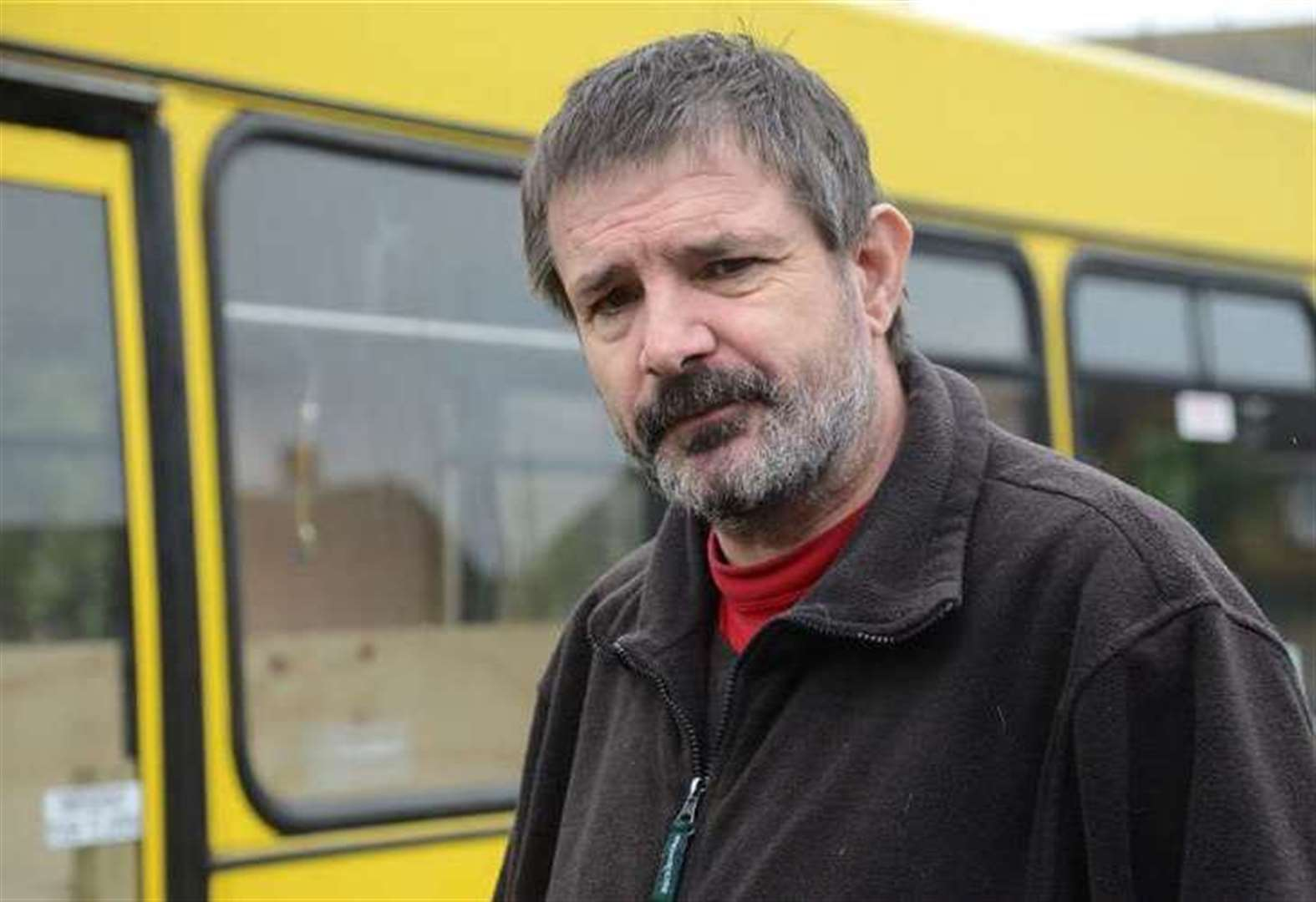 Homeless shelter bus forced to close