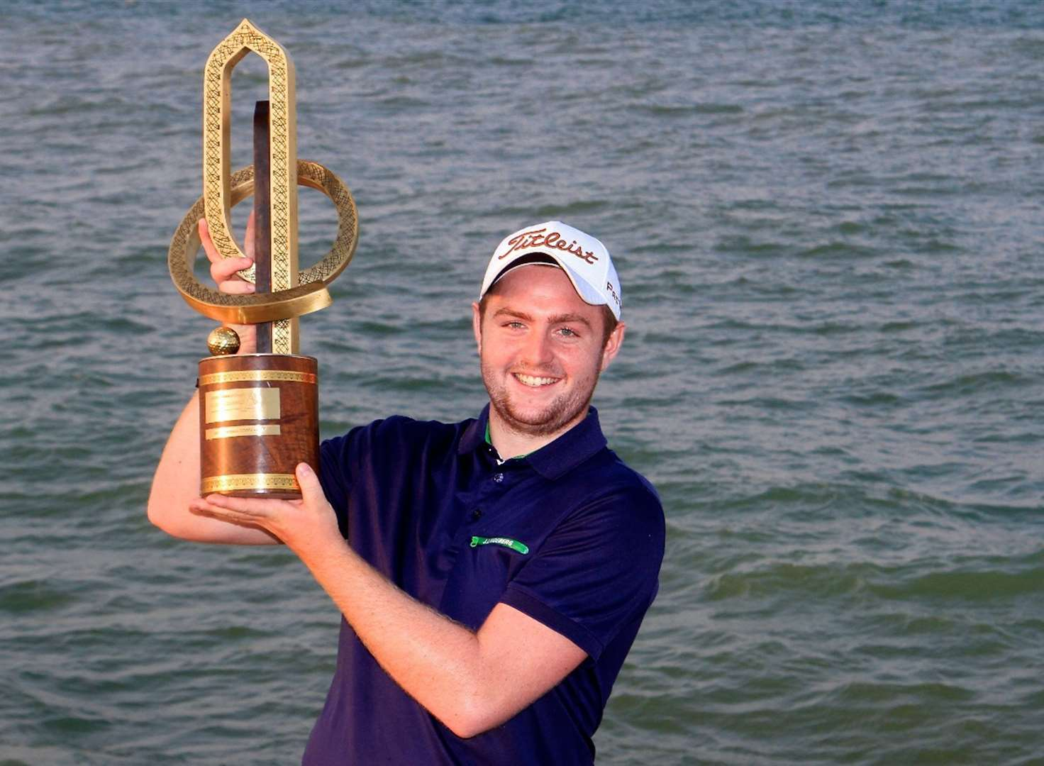 "Orrin ""emotional"" after first win on Challenge Tour"