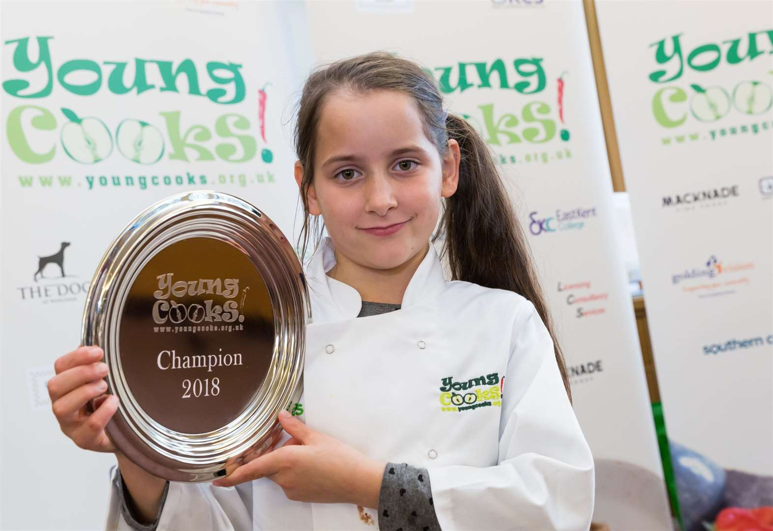 Primary pupils urged to aim for Young Cooks glory