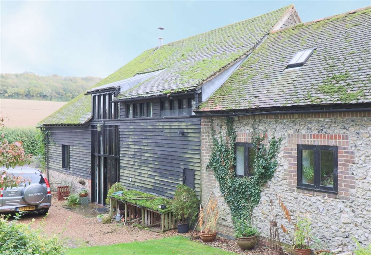 Converted barn could be worth a look