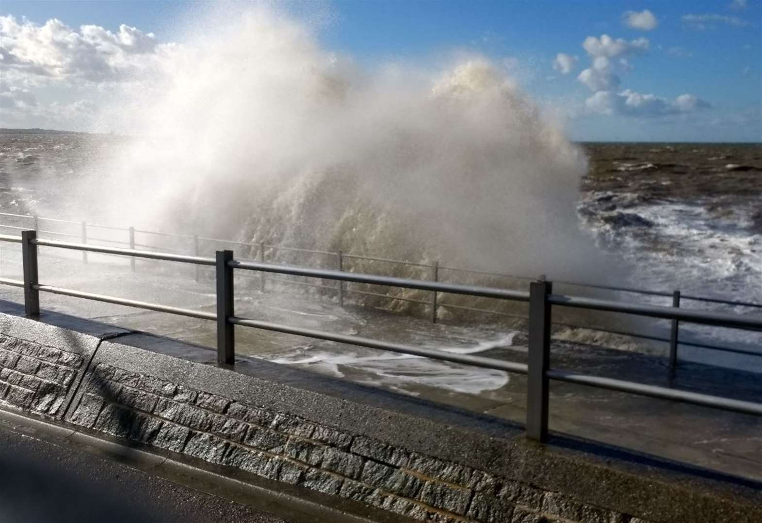 Flooding and power cuts warning