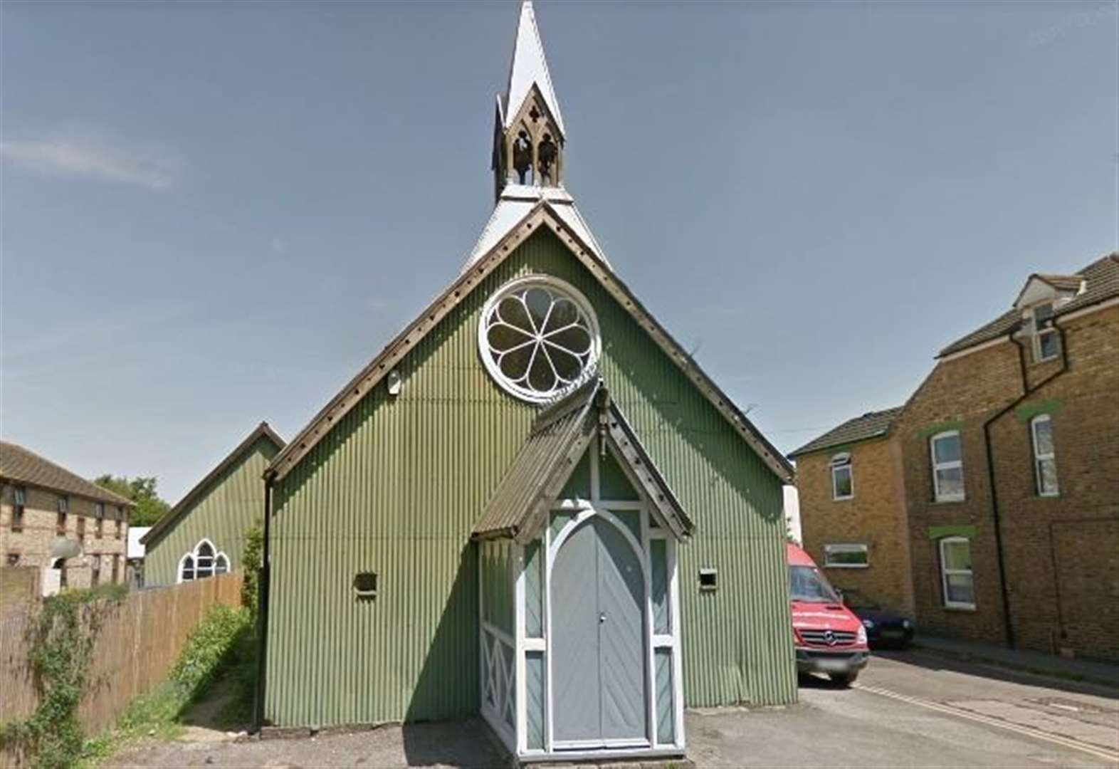 Hallelujah! Tin church music venue saved by £49k grant