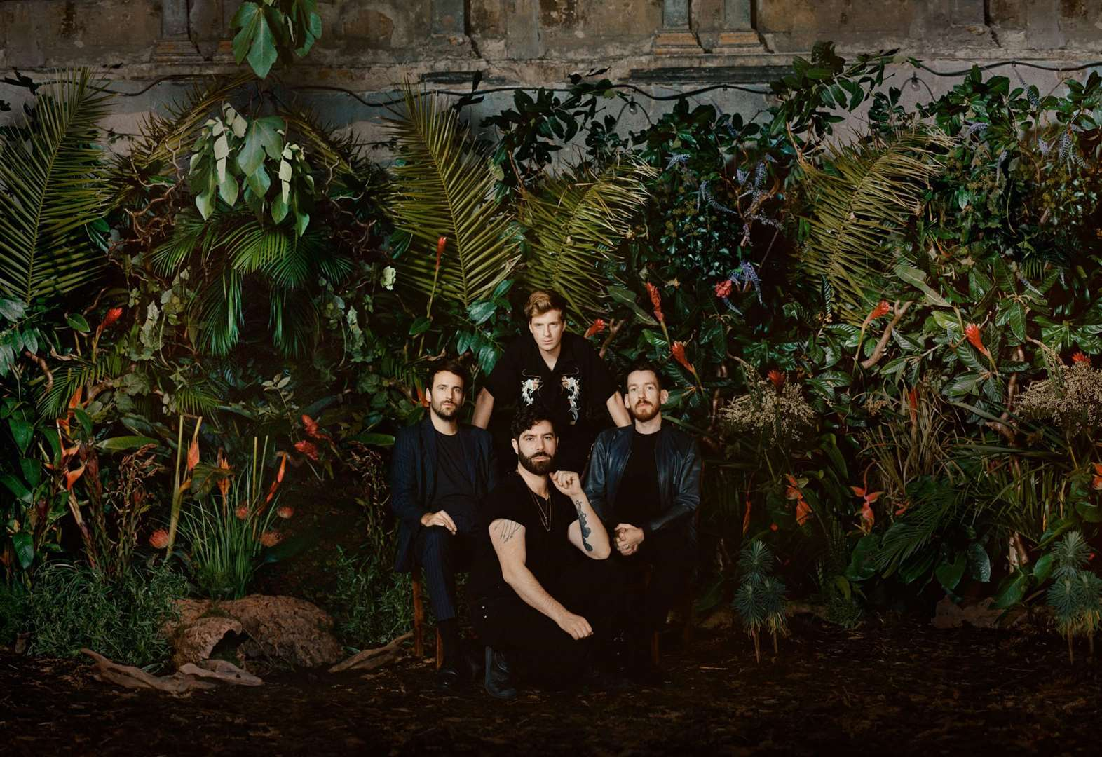Foals announced for summer gig in Kent