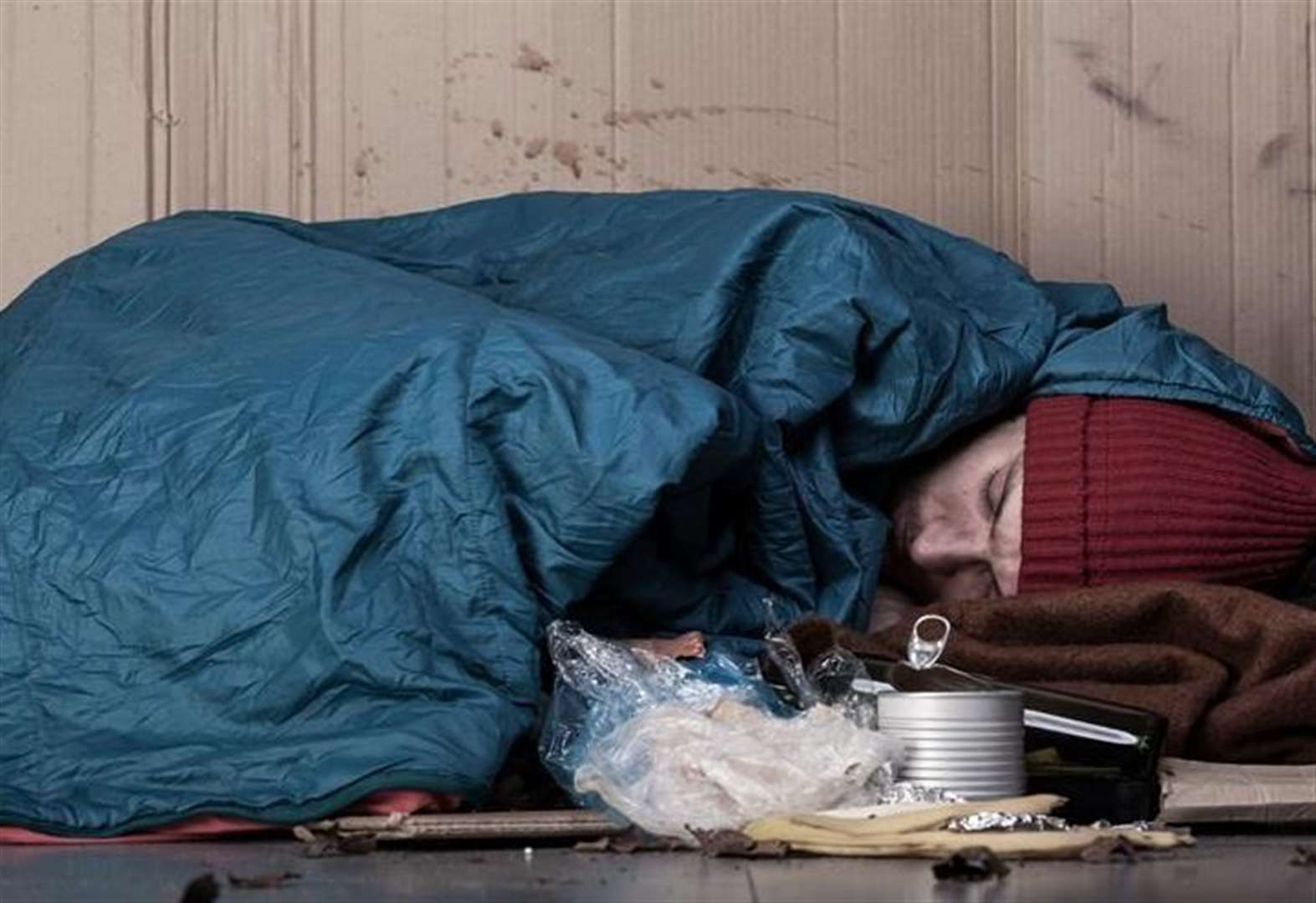 Concern for rough sleepers ahead of Christmas
