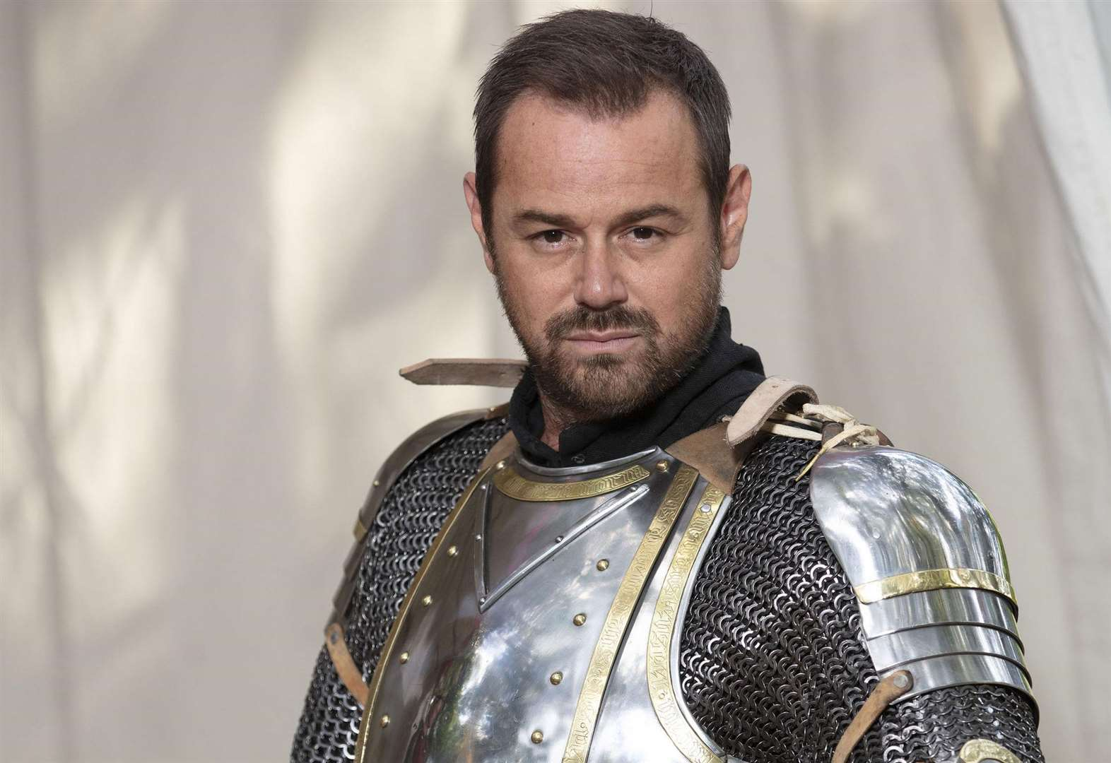 Kent helps Danny Dyer find his right royal family