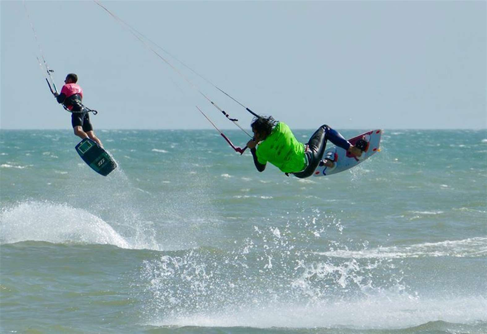 Kent to host National Kitesurfing Championships final