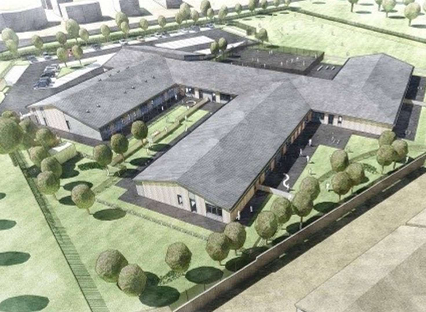 Exhibition unveils plan for new free school