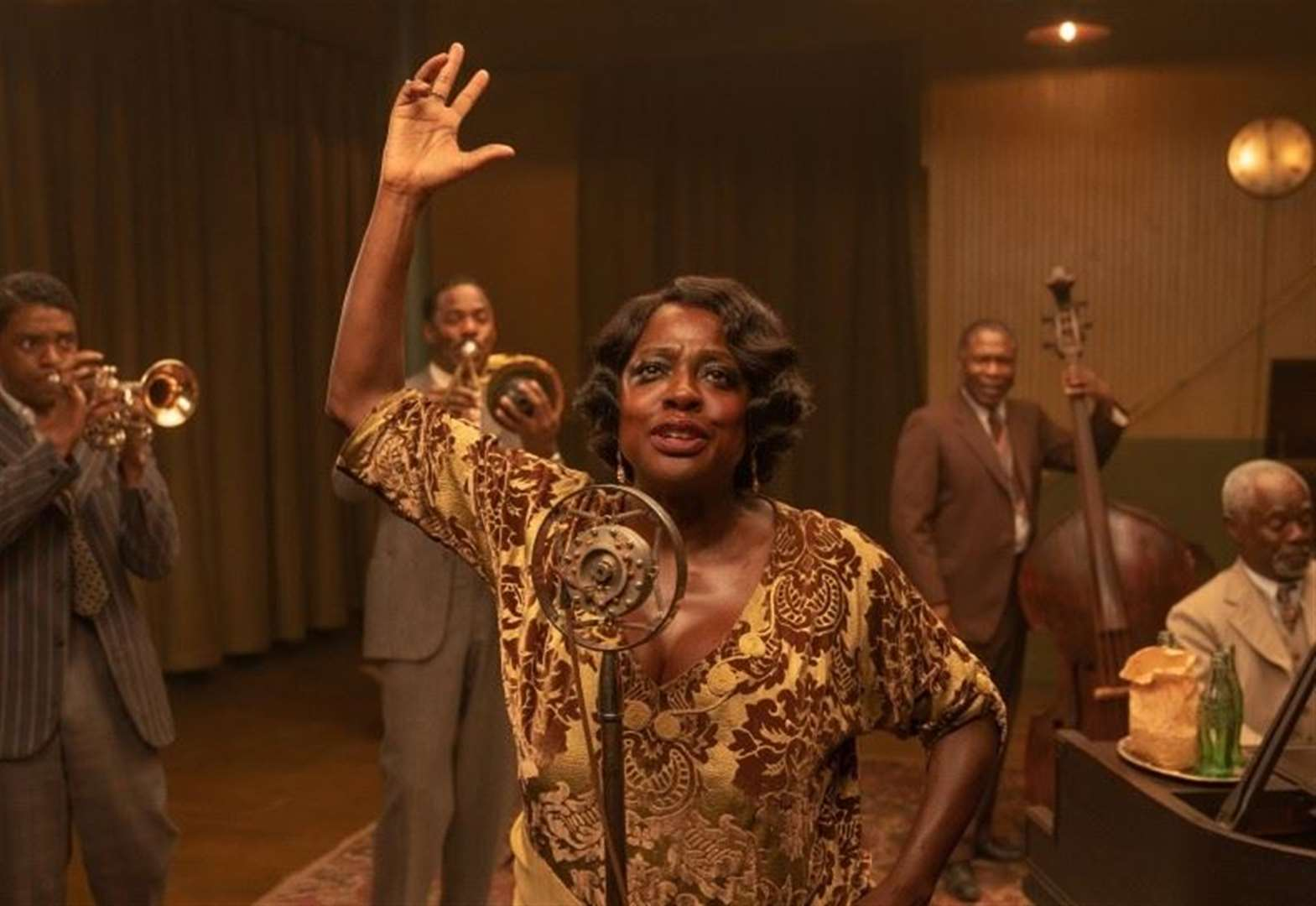 Review of Ma Rainey's Black Bottom on Netflix