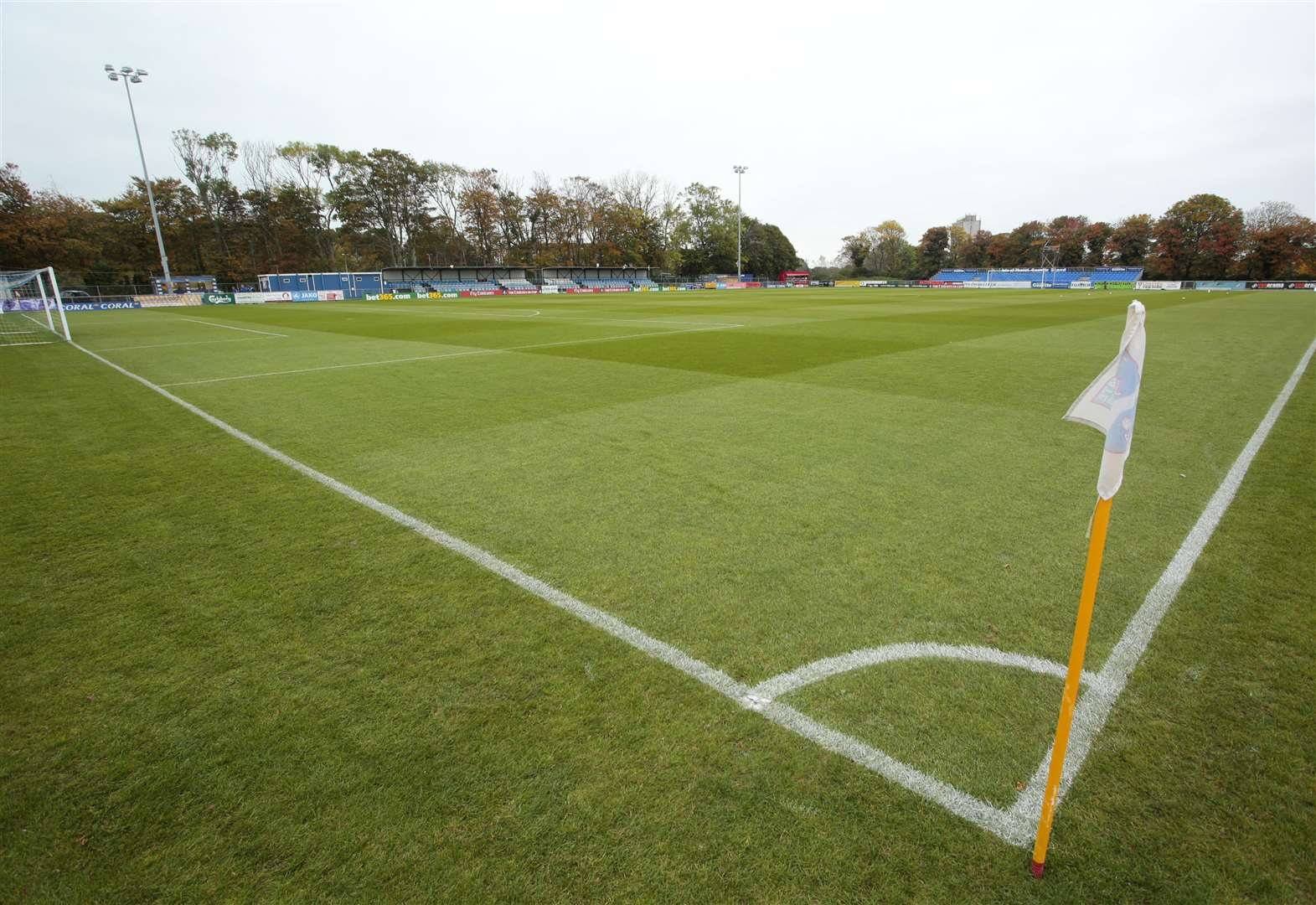 Club's new ground work 'to start in summer'