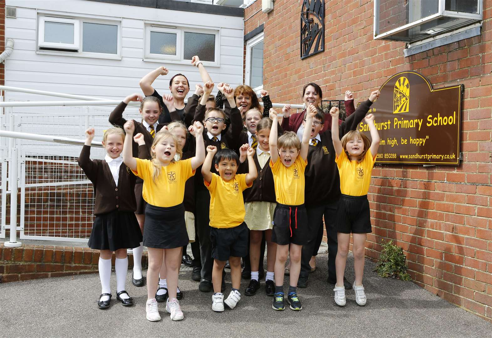 School rated good after inspection