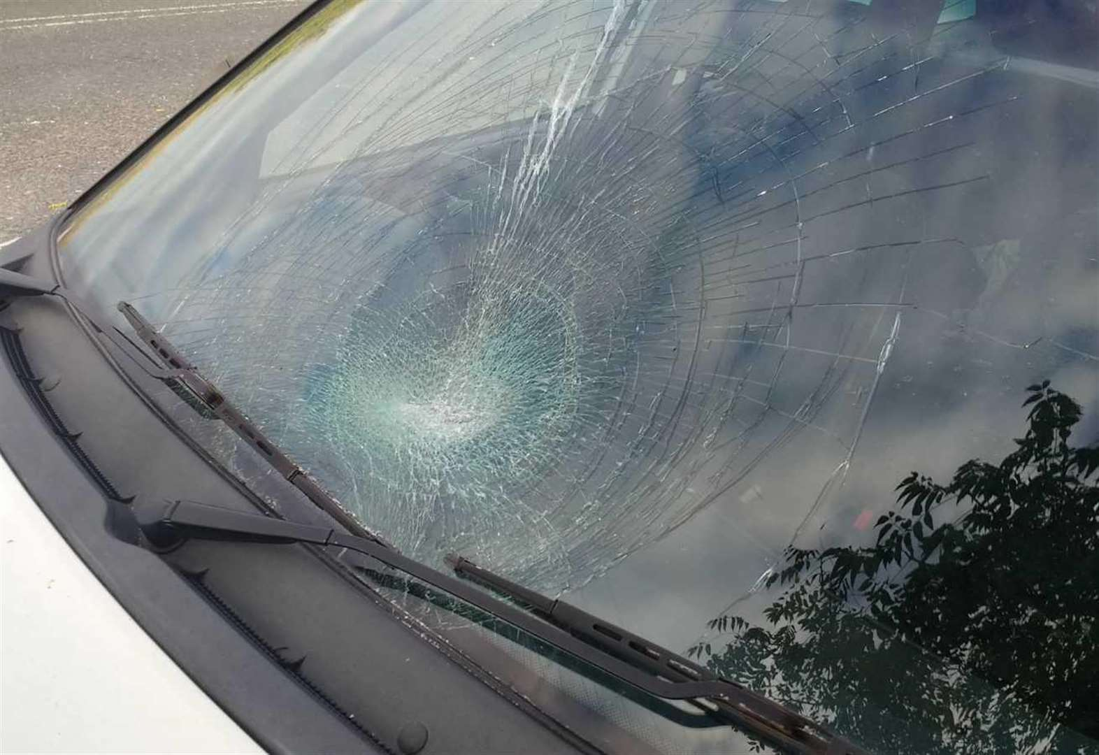 Cars damaged in vandalism attack