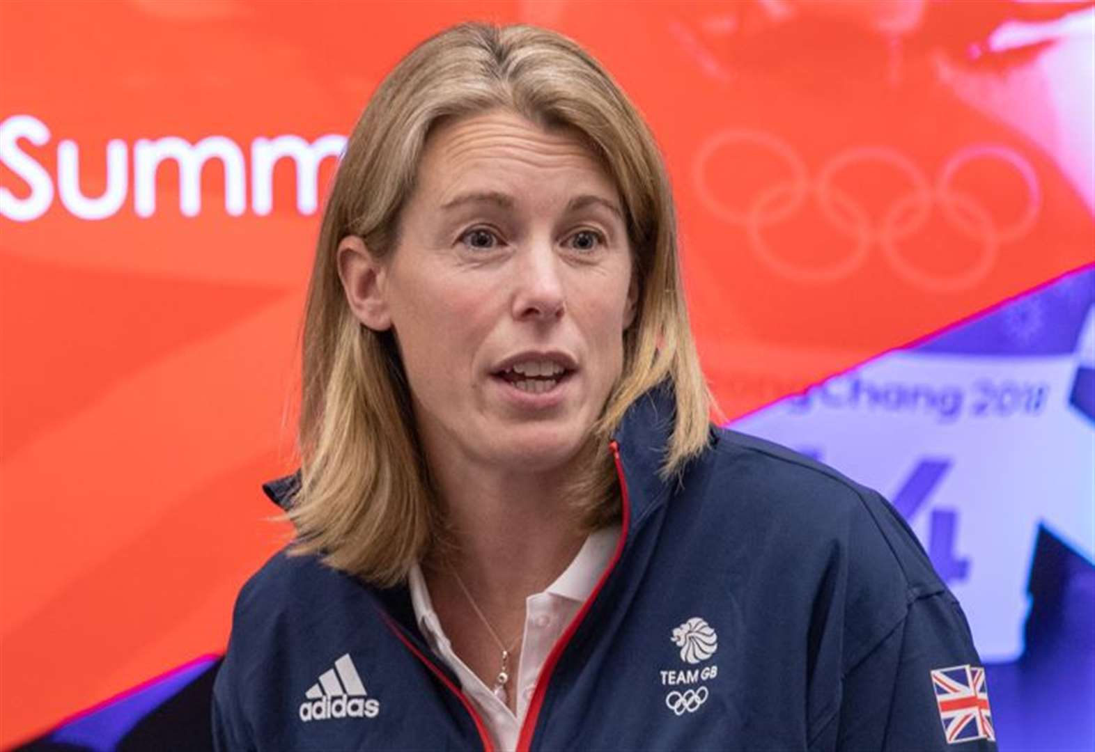 Historic appointment for Kent's former Olympic medalist