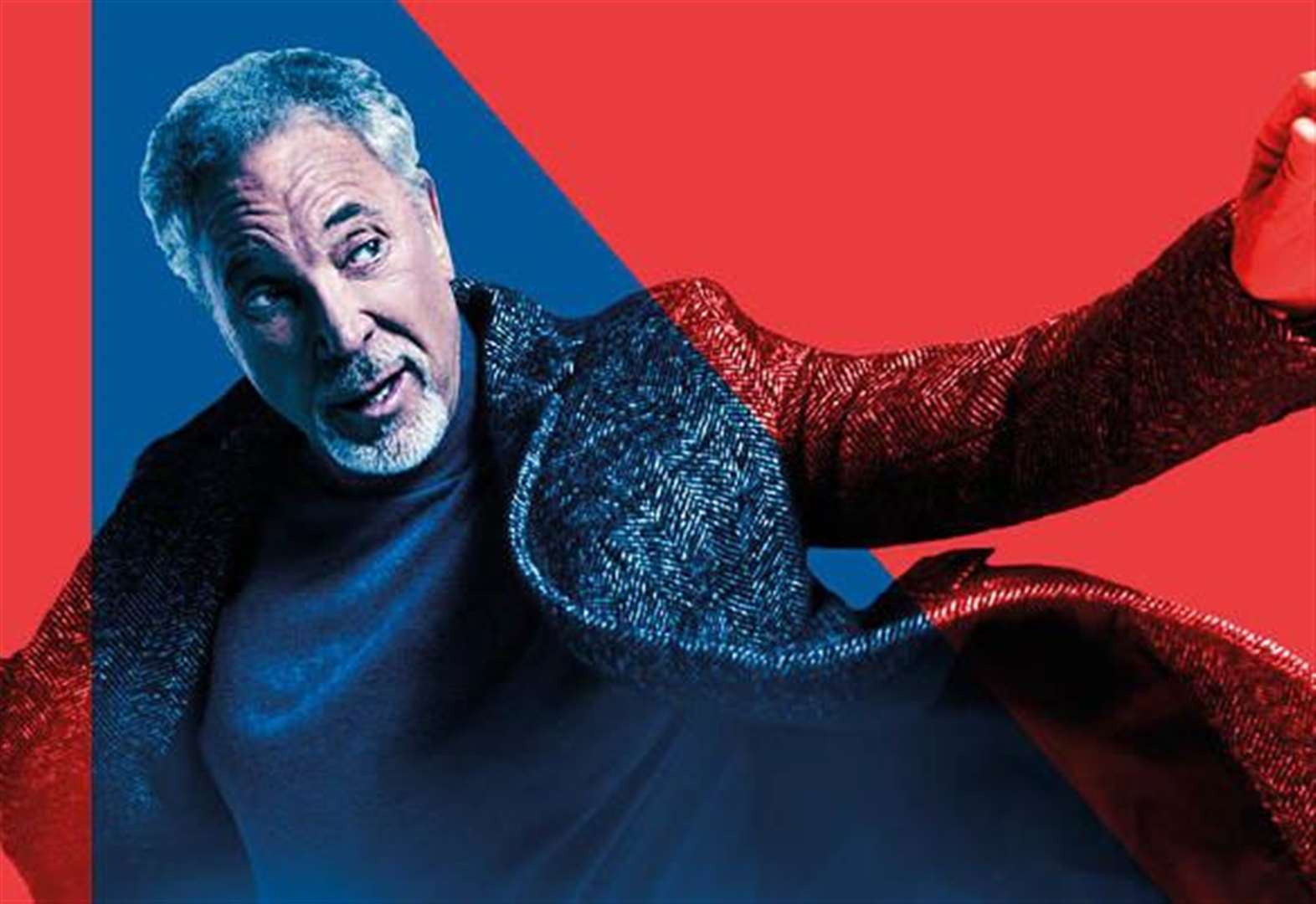 Tom Jones confirms Kent date