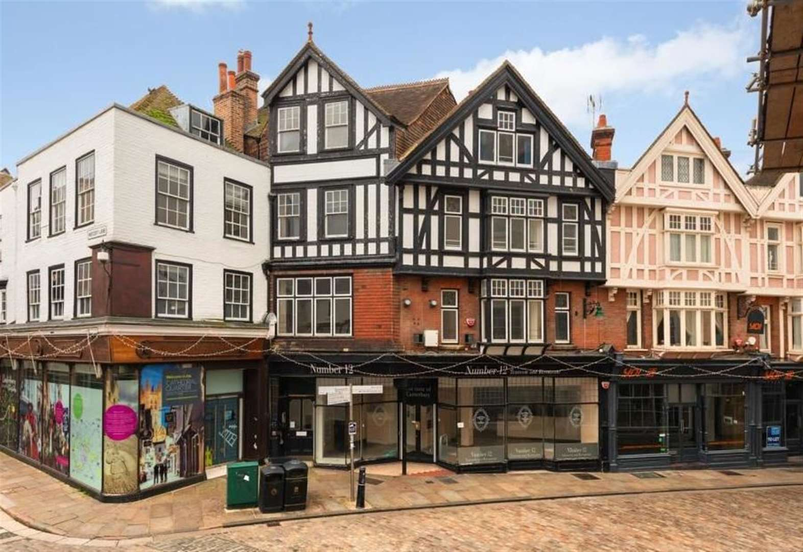 Building in shadow of famous Kent landmark on market for £1.25m